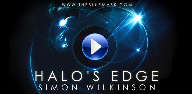 Halo's Edge atmospheric ambient space music by Simon Wilkinson