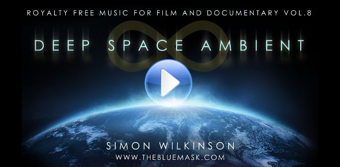 Royalty Free Ambient Music Vol.8: Deep Space Ambient by Simon Wilkinson
