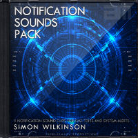Notification Sounds Pack | Simon Wilkinson | SMS Alerts