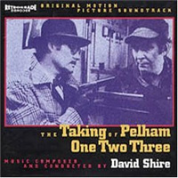 The Taking Of Pelham 123 soundtrack by David Shire