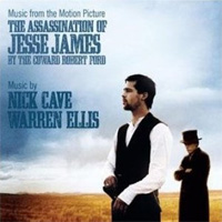 The Assassination Of Jesse James soundtrack by Nick Cave and Warren Ellis