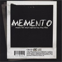 Memento soundtrack by David Julyan