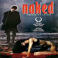 Naked soundtrack by Andrew Dickson