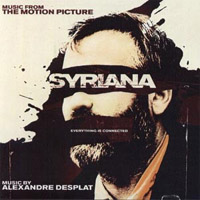 Syriana soundtrack by Alexander Desplat