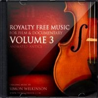 Royalty Free Music Volume 3 by Simon Wilkinson