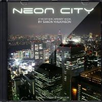 Neon City by Simon Wilkinson