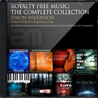 Royalty Free Music: The Complete Collection by Simon Wilkinson