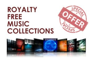Royalty Free Music Special Offer